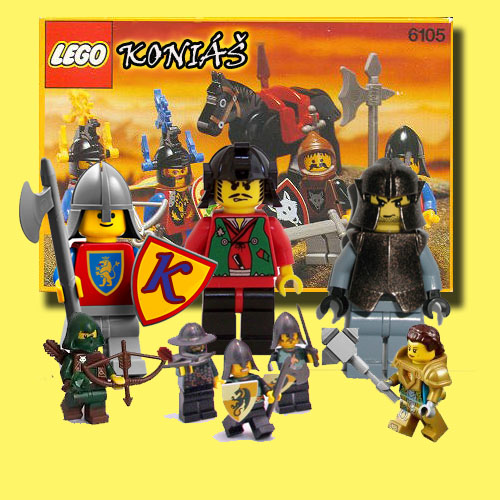 Lego - KOniáš