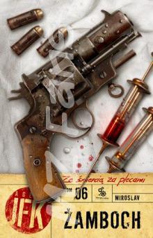 Agent JFK 06 – Se smrtí v zádech