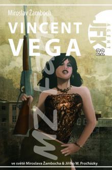 Agent JFK 22 - Vincent Vega